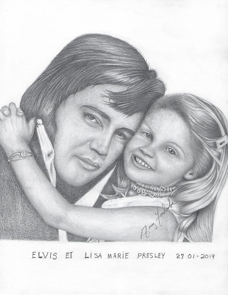 Elvis Presley by voyageguy@gmail.com